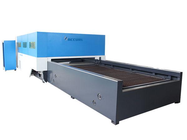 vysokorýchlostný cnc rezací stroj z plechu stabilný z osi automatické sledovanie